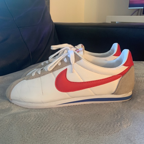 the latest 6a617 a592c Nike Cortez nylon VINTAGE Forrest Gump size 10. M 5bfee9b23c9844cee536ab53